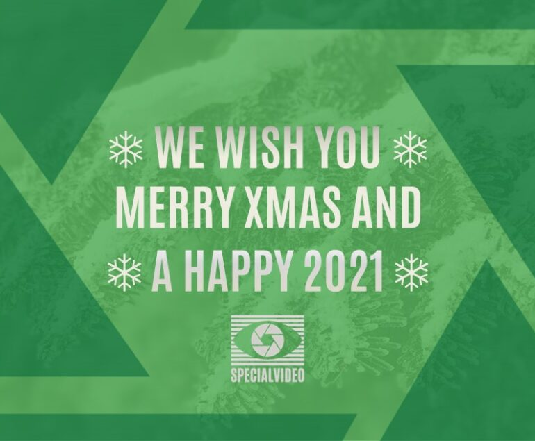 We wish you a Merry Xmas and a Happy New Year